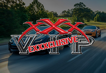 Triple-X Motorsports VIP Signup